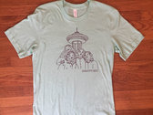 Space Needle T-shirt (light green) photo