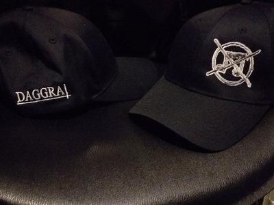 Daggra (anti-music symbol) Cap main photo