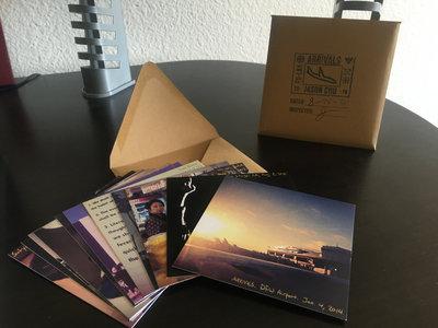 Arrivals Album/Magazine main photo