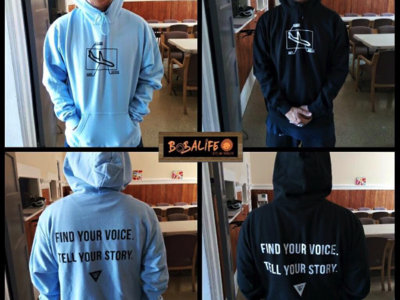 "Arrivals ""Diagram"" hoodie main photo"