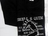 Smell & Quim – Baldman (Black) photo