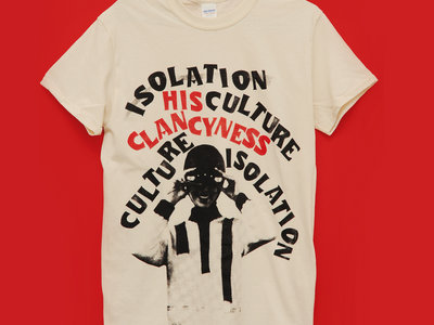 Isolation Culture/Culture Isolation T-Shirt main photo