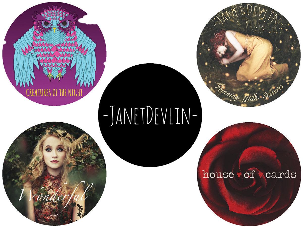 janet devlin discography