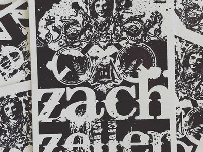 Zach Zeller Sticker main photo