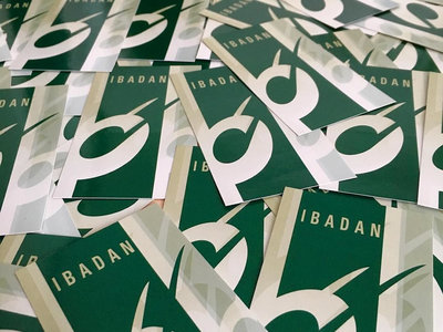 Ibadan Records Official Stickers (IRCM002) main photo