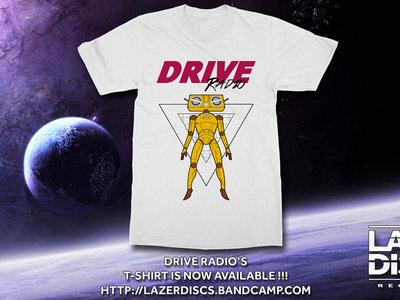 Drive Radio Robot Logo T-Shirt main photo