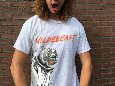 Wildebeast - Grey Bear Shirt main photo
