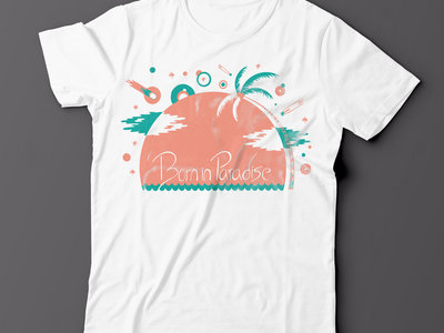 Born in Paradise T w/ signature main photo