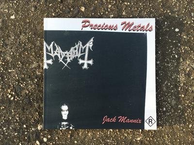 'Precious Metals' - Photography by Jack Mannix (Book) main photo