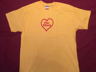 pist heart ~ yellow main photo