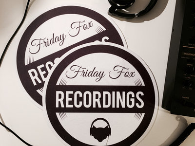 Friday Fox Recordings Official Slipmats (pair) main photo