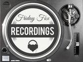 Friday Fox Recordings Official Slipmats (pair) photo