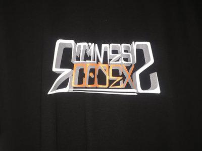 """""""E TIMES 2 - CODEX T-Shirt"""" logo by Plek WAI CBS UTI main photo"""
