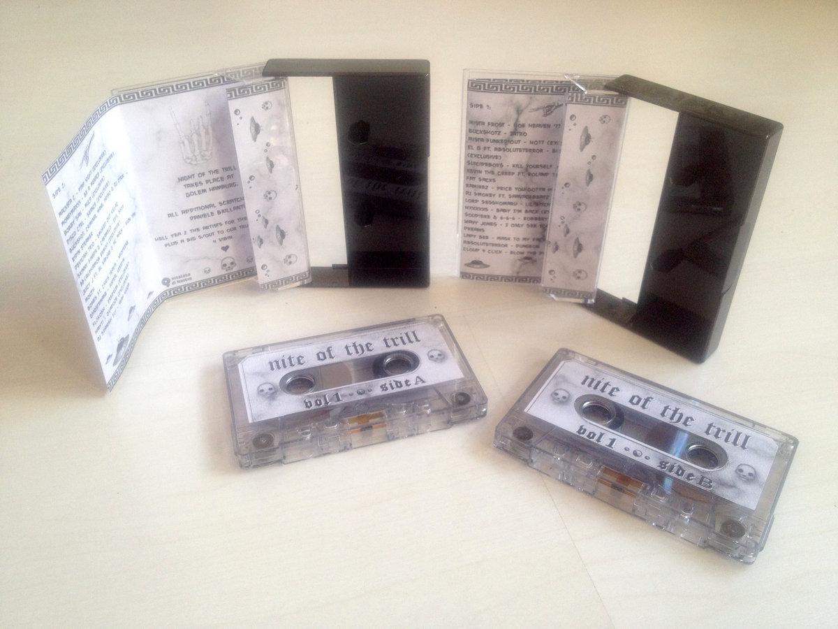 present the sound of Nite Of The Trill Vol 1 | mafiosibros