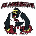 BE AGGRESSIVE! image