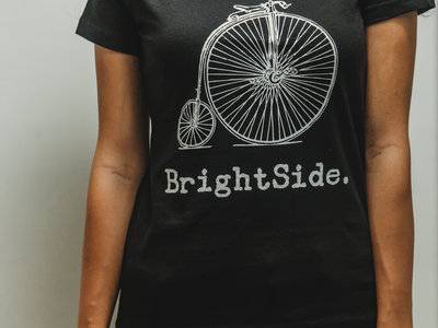 High Wheeler T-Shirt (Black, Female) main photo