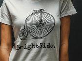 High Wheeler T-Shirt (Female, White) photo