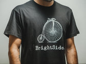 High Wheeler T-Shirt (Male, Black) photo