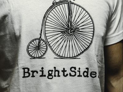 High Wheeler T-Shirt (Male, White) main photo