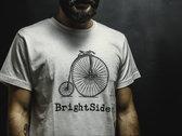 High Wheeler T-Shirt (Male, White) photo