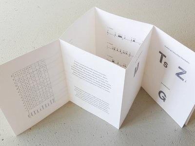 Collected Writings - screenprint edition main photo