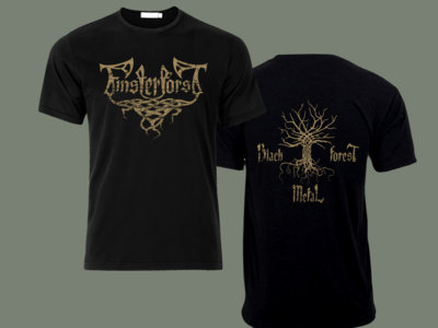 Black Forest Metal Shirt main photo
