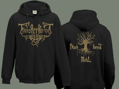 Zipper - Black Forest Metal main photo
