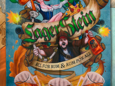 All For Rum & Rum For All Flag main photo