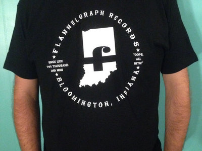 Flannelgraph Records shirt main photo