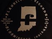 Flannelgraph Records hoodie photo