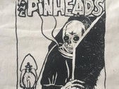 Smokin' Skele Tote Bag photo