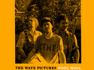"Pool Hall Limited Edition 7"" Vinyl Single main photo"
