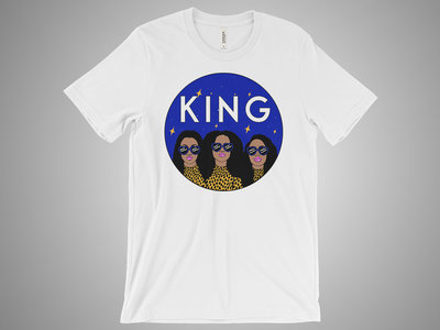 Limited Edition Screen Printed T-Shirt- White main photo