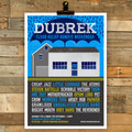 Various Artists: Dubrek Studio Flood Relief Benefit image
