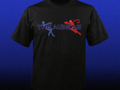 Blue vs. Red T-Shirt main photo