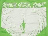"""BeastWorld EGG"" T-shirt - light green photo"