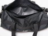 Boston bag - Black photo