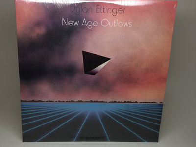 "ON SALE! Distro Item / Dylan Ettinger ""New Age Outlaws"" LP main photo"