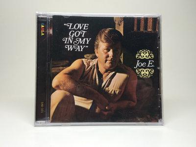 "ON SALE! Distro Item / Joe E. ""Love Got In My Way"" main photo"