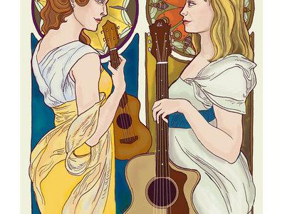 Amy Kucharik & Daphne Lee Martin at Club Passim Poster main photo