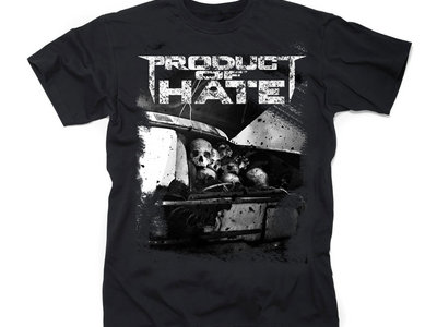 "[NEW] PRODUCT OF HATE - ""Annihilation"" T-Shirt main photo"