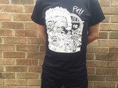 """Tyneside Tidal Wave"" T-shirt + download photo"