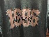 mint 'Class of 1996' tee (Exclusive 1 of a Kind! + IP cd) size: medium photo