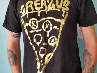 """GREAZUS """"Golden Slice"""" Tee main photo"""