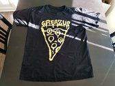 """GREAZUS """"Golden Slice"""" Tee photo"""