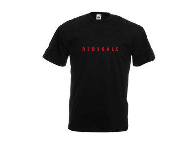 Black Redscale T-Shirt main photo