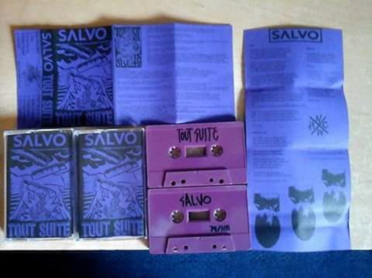 limited edition cassette very few left