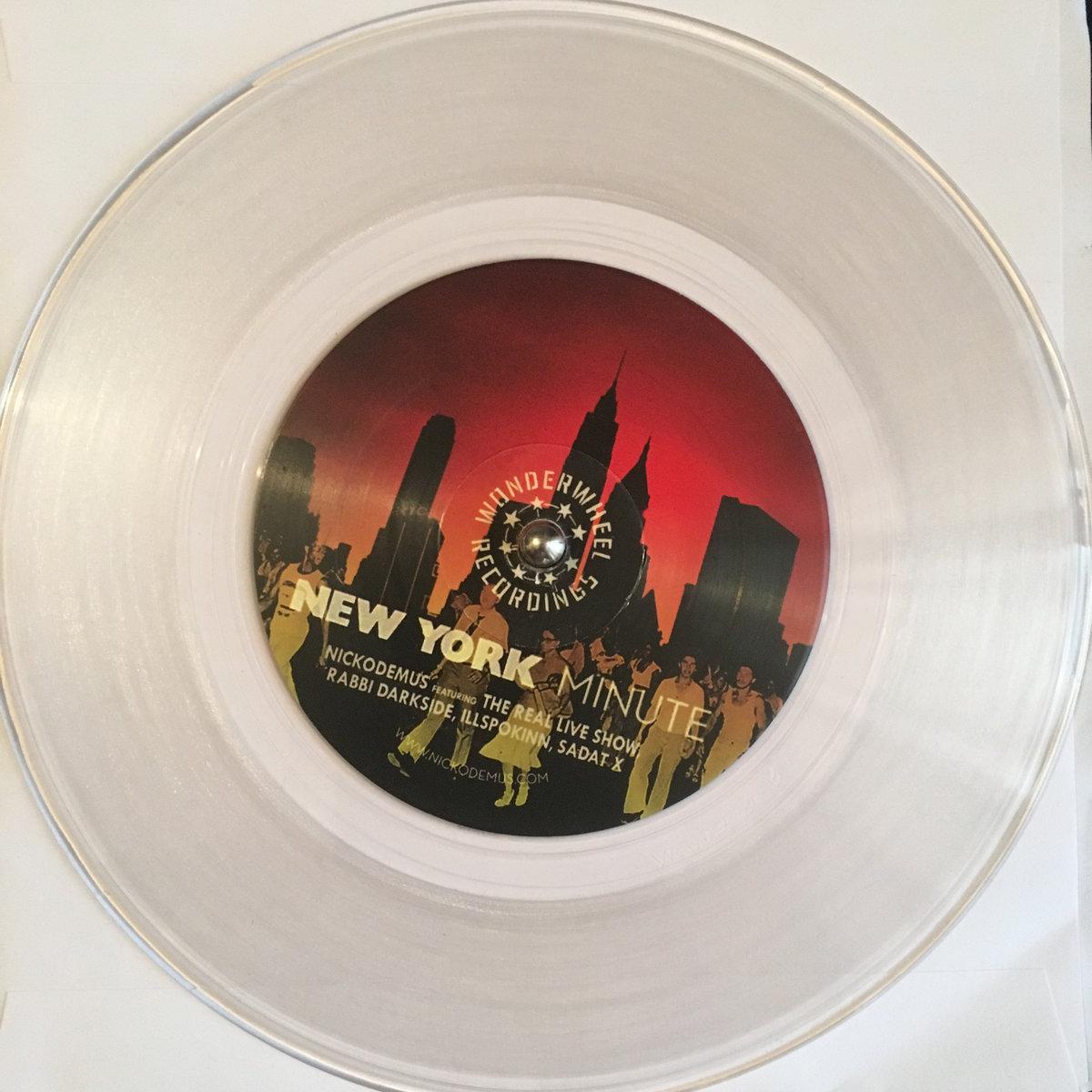 A NEW YORK MINUTE (Barrio Bump instrumental) | Wonderwheel Recordings