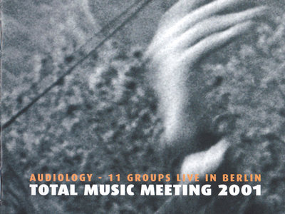 Audiology - 11 Groups Live In Berlin - CD album (ALL 002) main photo