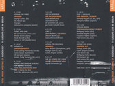Audiology - 11 Groups Live In Berlin - CD album (ALL 002) photo